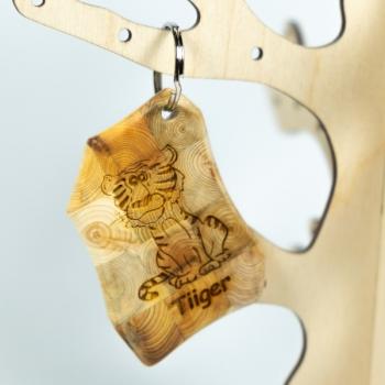 Võtmehoidja grav Tiiger VH22