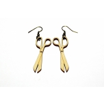 "Earrings ""Scissors"" KÕ20"