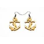 "Earrings ""Anchor"" KÕ24"