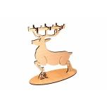 "Candle holder ""Moose"""