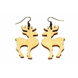 "Earrings ""Moose"" KÕ48"