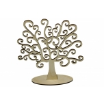 Jewellery tree stand small EP04