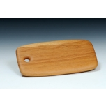 A small cutting board