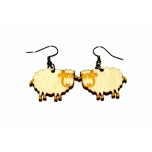 "Earrings ""Sheep"" KÕ60"