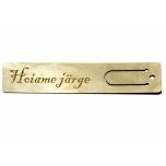 """Bookmark """"Hoiame järge"""" JH14"""