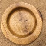 Oak plate small