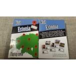 Mängukaardid Visit Estonia