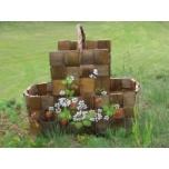 Fireplace basket