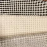 Bath towel wafer Gray