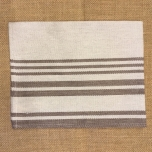 Bath towel small Brown