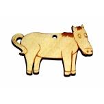 Pendant ''Horse mane'' R06