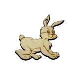 Pendant ''Rabbit long-ear''