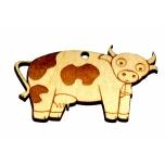 Pendant ''Cow''