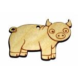 Pendant ''Piglet''