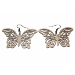 "Earrings ""Butterflies"" KÕ71"