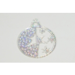 Chistmas decoration ''Ball with stars''