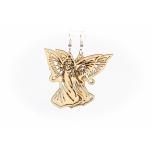 """Earrings """"Angel"""" KÕ77 Thin"""