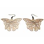 """Earrings """"Butterflies"""" KÕ85"""