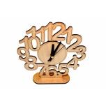 Desk clock KL19
