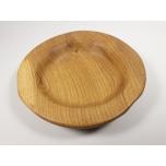 Large oak bowl