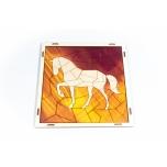 Mosaic puzzle Horse KP09LN