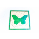 Mosaic puzzle Butterfly KP12LV