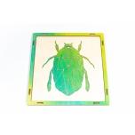 Mosaic puzzle Beetle KP14V