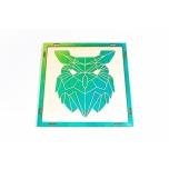 Mosaic puzzle Owl KP20V