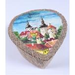 Box Tallinn with oil image heart