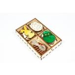 Karp Lihavõttepüha kaunistustega KK93
