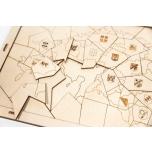 Mosaic puzzle Estonia