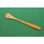 Tasting spoon of alder