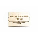 """Parkimiskell """"Chrysler"""" PK22"""