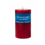 Candle Apple Almond Walnut