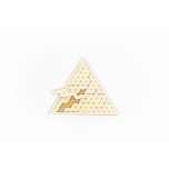 Mosaic puzzle Triangle KP22