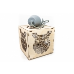 Light Square Owl VA27