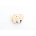Puzzle Elephant