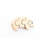 Puzzle Pig
