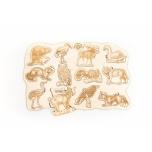 Puzzle wild animals LA32