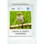 Lindude ja jooniste kaardimäng