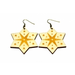 "Earrings ""Star"""
