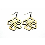 "Earrings ""Flower"" nr 9"