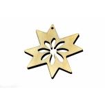 Kaelaehe Oktagon lillega KEE41