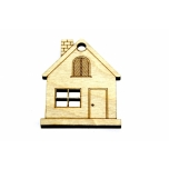 "Pendant ""Small House"""