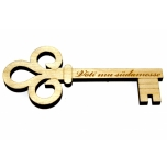 "Pendant ""Key to my heart"""