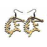 """Earrings """"Hedgehog"""""""